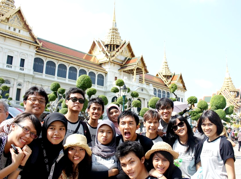 Culture essay in thailand youth