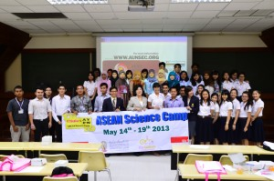 2nd ASEAN Science Camp Bangkok,16 – 22 June 2014