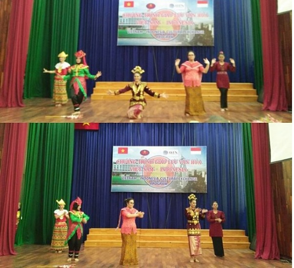 We do cultural diplomacy. Bring and Promote Indonesian culture to the world.