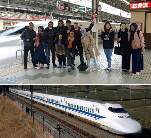 Experience Shinkansen