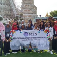 Inter-cultural Learning and Friendship Program #11