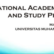 International Academic Exposure and Study Program 2015