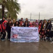 ASEAN ADVENTURE CAMP 2017
