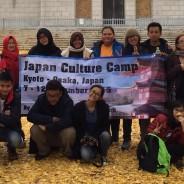 JAPAN CULTURAL CAMP 2017 BY AYFN (AUTUMN)