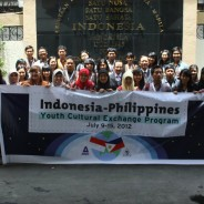 INDONESIA PHILIPPINES YOUTH CULTURAL EXCHANGE PROGRAM #5