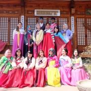 SUMMER CULTURAL IMMERSION PROGRAM IN KOREA 2017