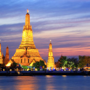 CROSS CULTURE PROGRAM TO THAILAND BY AYFN