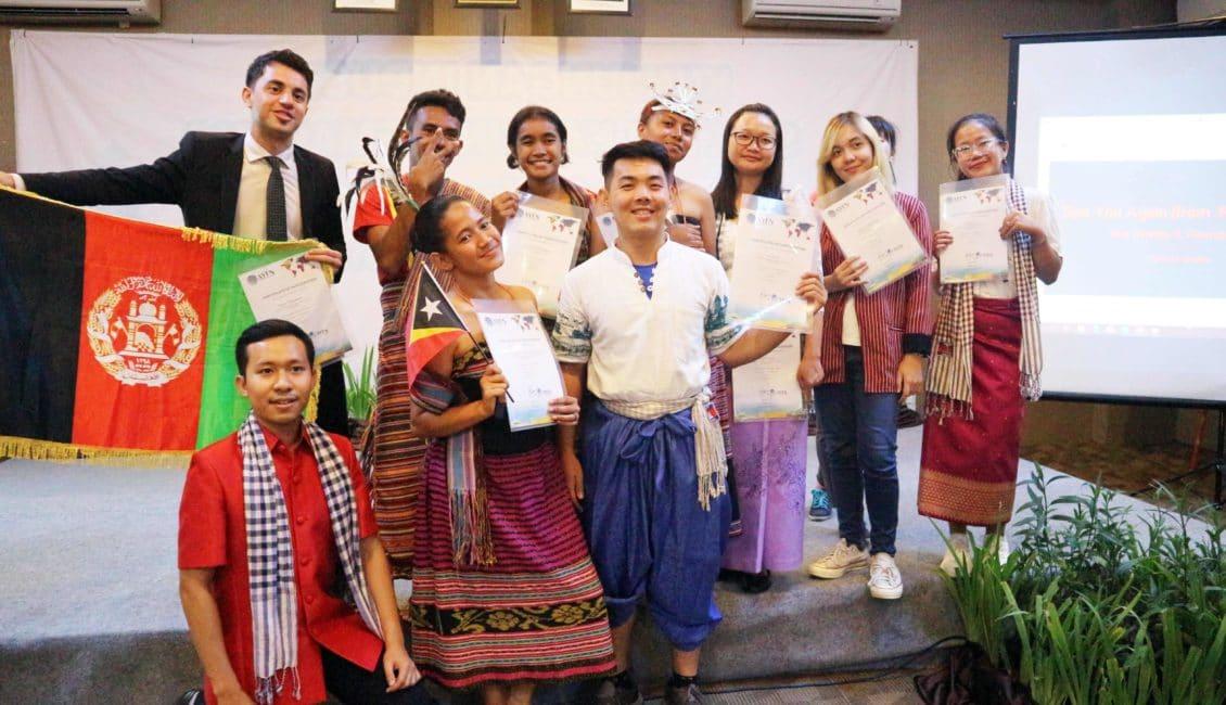 Bali International Youth Friendship Camp