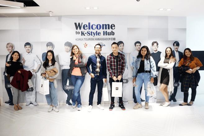 K-Pop Tour
