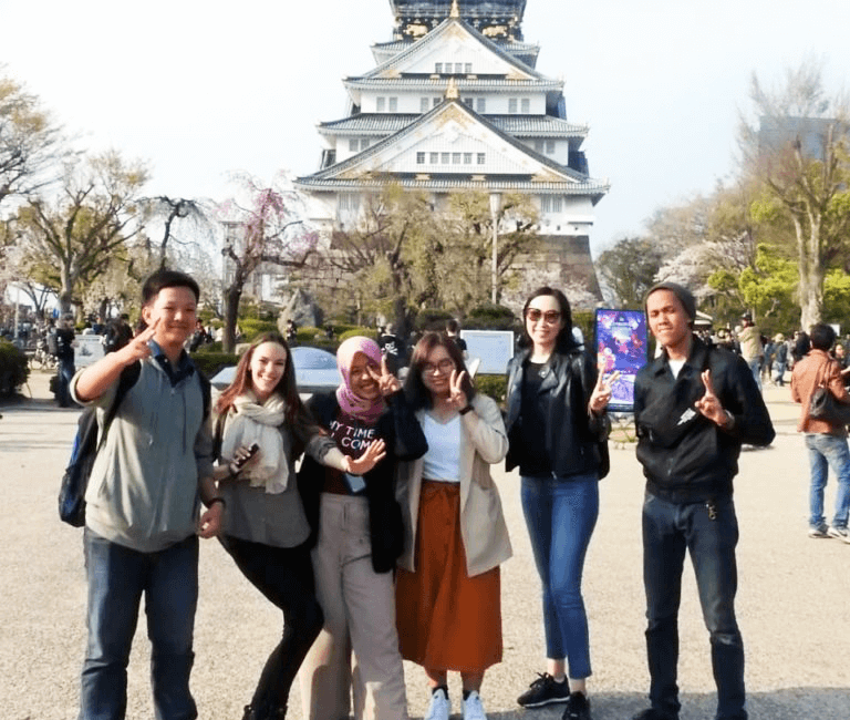 Spring Japan Cultural Camp
