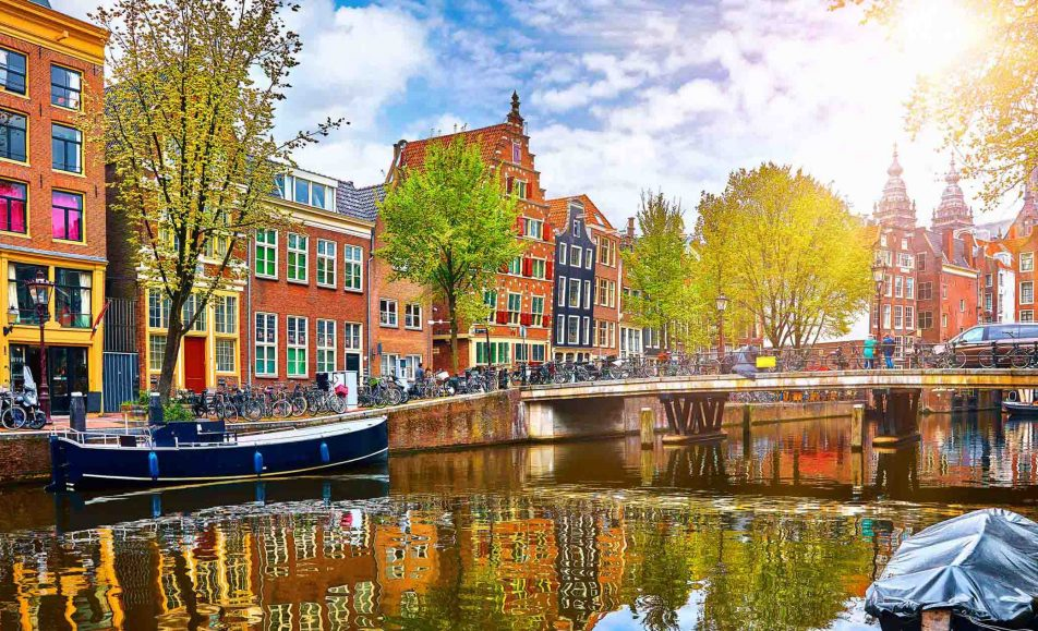 mini mba course to amsterdam