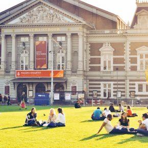 study trip to amsterdam