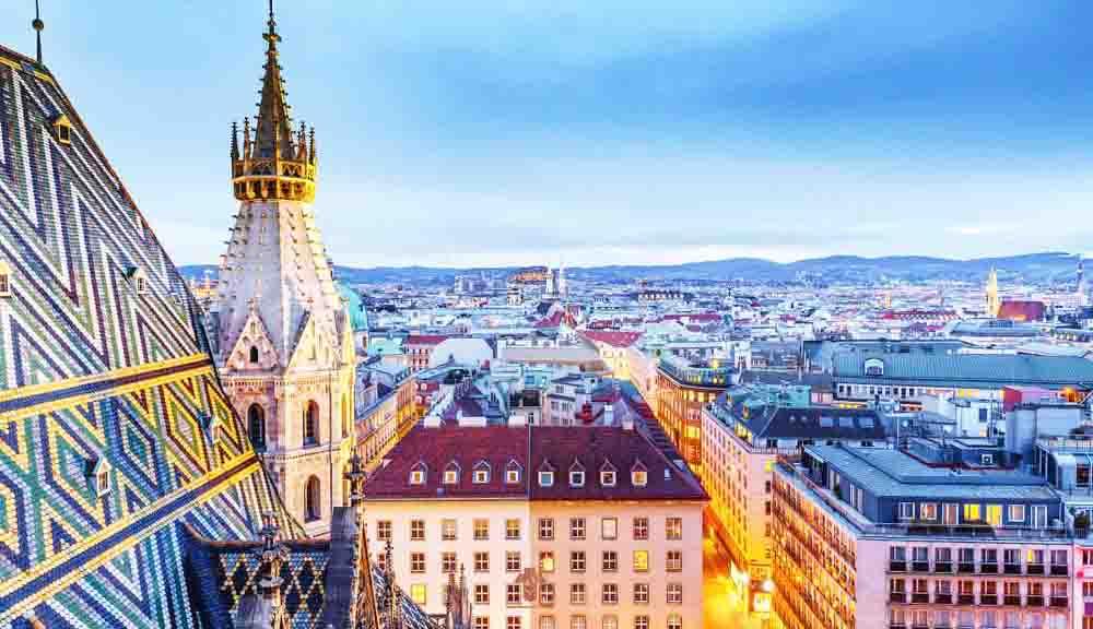 study visit to UN vienna austria